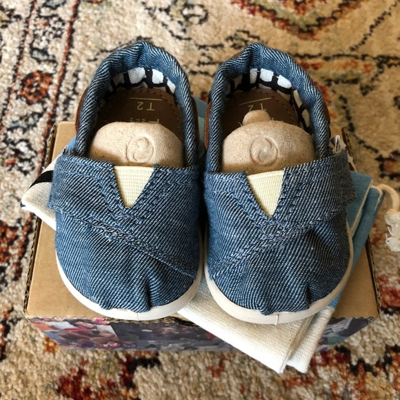 Toms Other - TOMS Classics Chambray